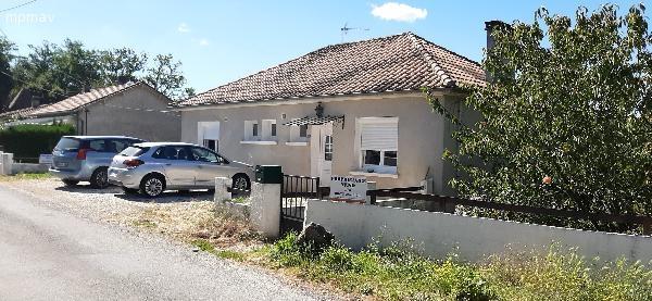 Maison 130m² à Razac sur Lisle